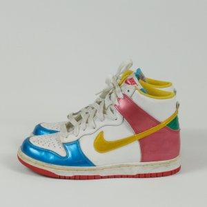 Nike Zapatilla brogue multicolor Cuero