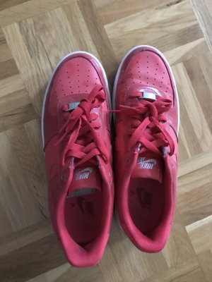 Nike Air Force ultra One rot, sneakers
