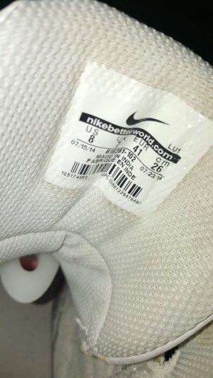 Nike Air force (weiß)