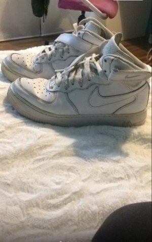 Nike Air Force Weiß Größe 39