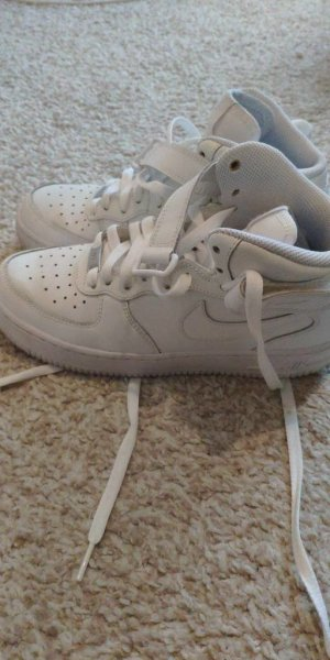 nike air force white Größe 38