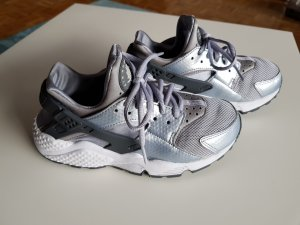 Nike Air Huarache 36 - Silver Grey