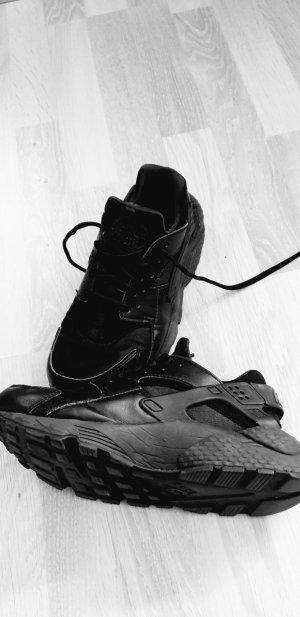 Nike Air Huarache 38 schwarz