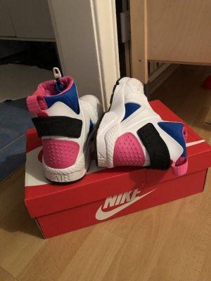 Nike Air Huarache Leder Sneakers