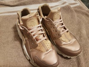 Nike Sneakers rose-gold-coloured