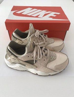 Nike Air Huarache Run, beige 38,5 (aber wie 37/ 37,5)