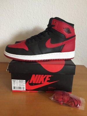 Nike Air Jordan 1 BRED black red Jordans Retro OG
