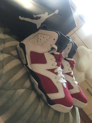 Nike Air Jordan 6 Carmine  gr. 39