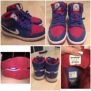 Nike Air Jordan Größe 41 neu ungetragen