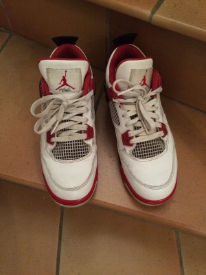 Nike Air Jordan IV firered 2013