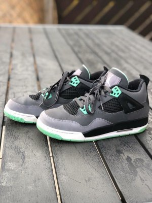 Nike Air Jordan Retro mint grün dunkelgrau