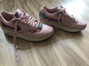 Nike Air Max 1 aloha pack Größe 38,5 wie neu Schuhe Sneaker