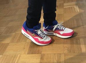 Nike Air Max 1 pink/blau
