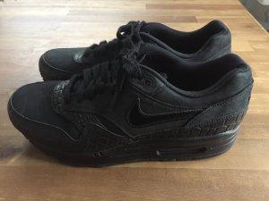 """Nike Air Max 1 Premium """"Black Croc"""""""