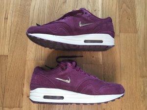 Nike Air Max 1 Premium SC bordeaux Größe 38,5 Neu Sneaker Schuhe