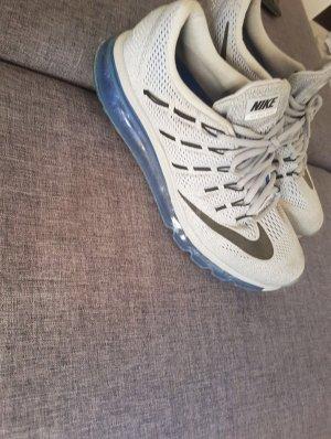 Nike Sneakers met veters lichtgrijs