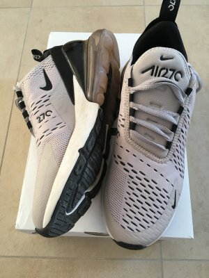 Nike Air Max 270 Größe 41 Moon particle Black schwarz taupe