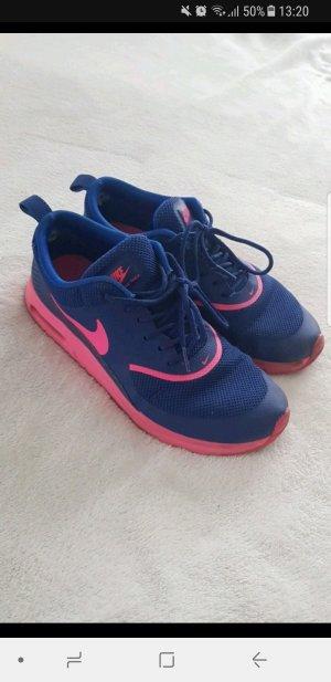 Nike Zapatilla brogue magenta-azul