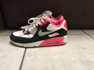 Nike Sneaker bianco-rosa