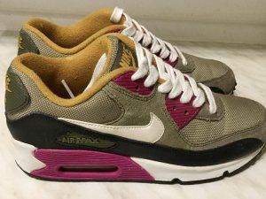 Nike Sneakers met veters veelkleurig Suede