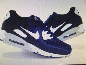 Nike Air Max 90 dunkelblau