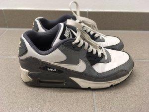 Nike Shoes white-dark grey leather