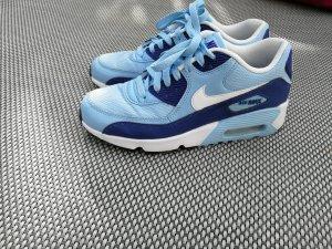 Nike Air Max 90 in blau