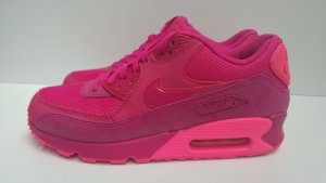 Nike Air Max 90 in pink, Materialmix, Größe 42 (US 10)