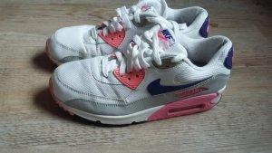 Nike Air Max 90 in weiß pink/rosa