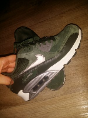 Nike Air Max 90 LEATHER PREMIUM Carbon Green