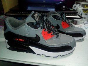 Nike Air Max 90 Mesh Größe 40