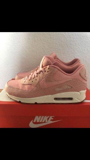 Nike Air Max 90 Premium in pink /rosa