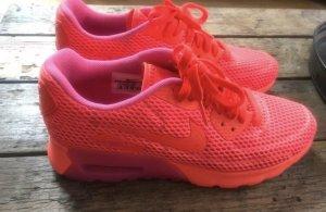 Nike Zapatilla brogue naranja neón-rojo neón
