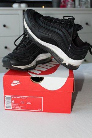 Nike Sneakers met veters zwart-wit
