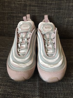 Nike Lace-Up Sneaker rose-gold-coloured-grey