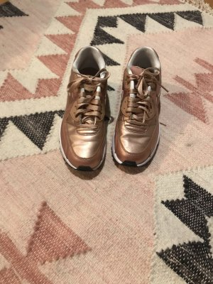 Nike Lace-Up Sneaker rose-gold-coloured