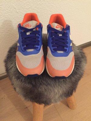 Nike air Max blau orange -fast wie neu