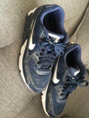 Nike Air Max Blau/weiß
