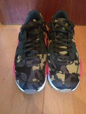 Nike Air Max Camouflage Pink 38.5