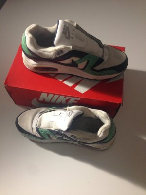 NIKE Air Max Command - UK Size 6 / Gr.40 White Blue Green - 2011