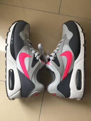 Nike Air Max Damen Größe EUR 38,5 US 7,5 UK 5 grau / pink