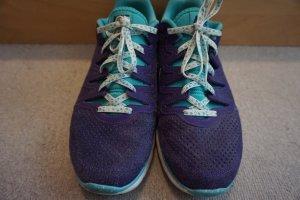 Nike Sneaker azzurro-viola scuro