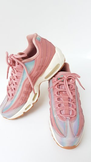 Nike Lace-Up Sneaker dusky pink