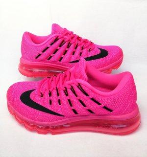 Nike Zapatilla brogue rosa neón
