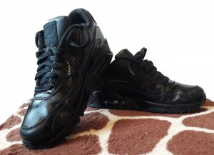 Nike Air Max Gr. 39 in Schwarz