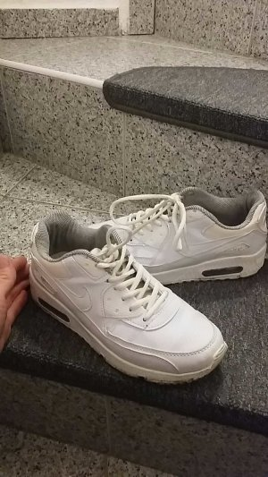 Nike air max gr.39 weiß