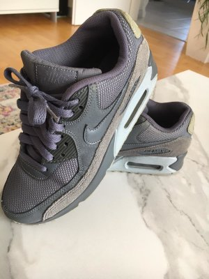 Nike Zapatilla brogue gris