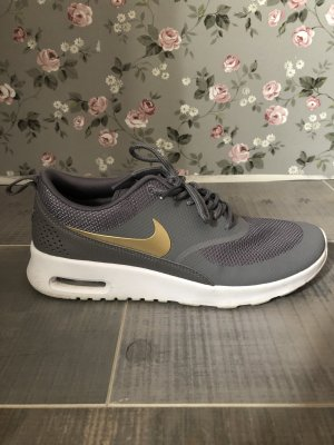 Nike Air Max grau Gold Gr. 37,5