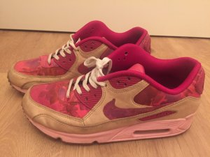 Nike Air Max in Rosa