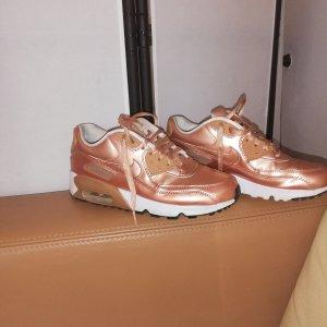 Nike Air Max in Rosegold